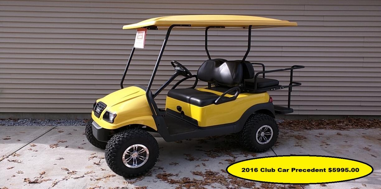 Golf Car Company Llc