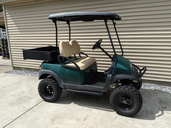 Golf Cart Sales - Our Company